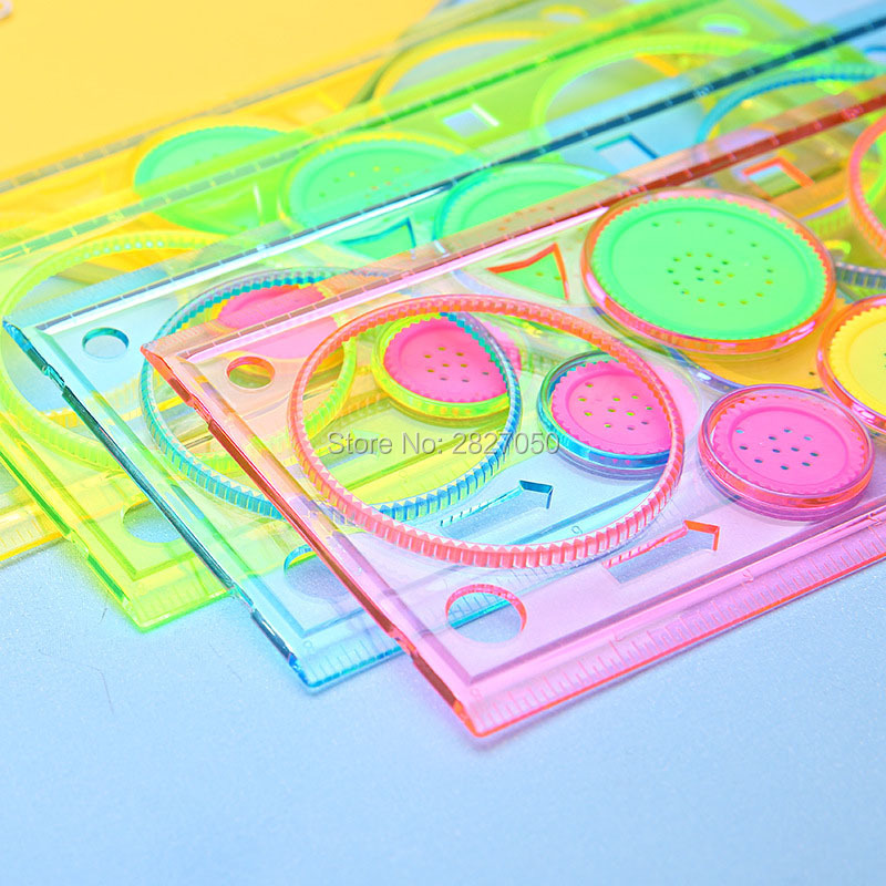 Painting-Multi-function-Puzzle-Spirograph-Geometric-Ruler-Drafting-Tools-For-Students-Drawing-Toys-Children-Learning-Art-Tool-4