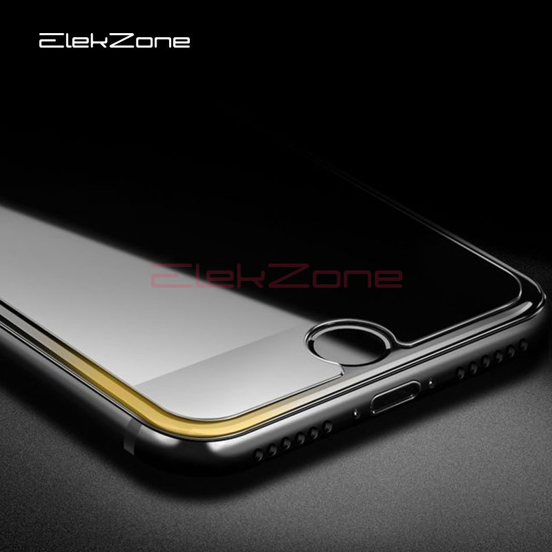 Tempered Glass For iPhone 7 6 Plus For iPhone 8 X Screen Protector iphone X Glass For iphone 8 Plus 6 iphone Screen Protector  (2)