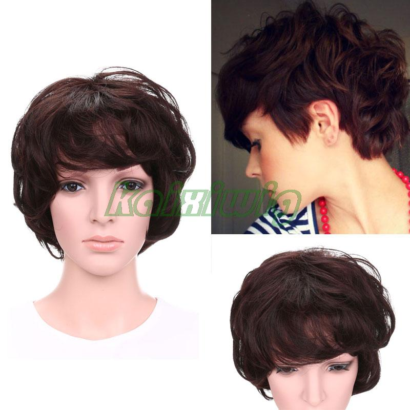 Short Wigs Hairstyles - Wigs By Unique