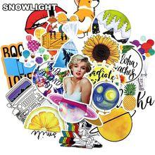 SIKOMOLE® Sticker For Case Decal Sticker To DIY 25pcs Marilyn Monroe Waterproof