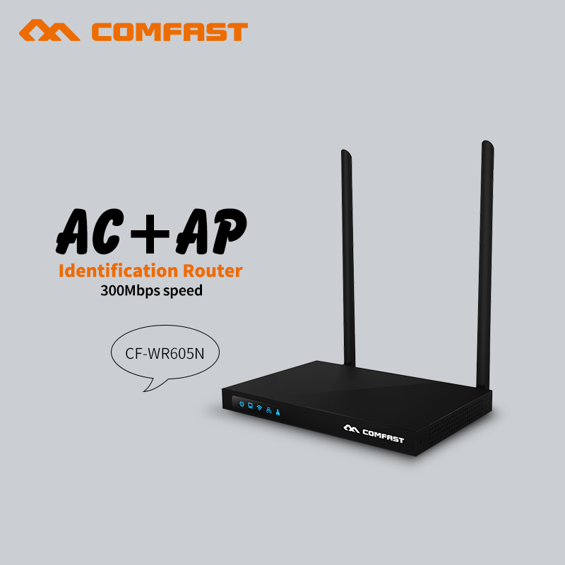 300Mbps Wireless Router 2*7dbi Antenna wifi repeater English language firmware 27dBm high power wi fi router with 4*RJ45 ports wi fi роутер mi router 3
