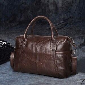 Image 3 - كوبلر ليجند حقائب كبيرة للنساء 2019 جلد طبيعي حقيبة كتف حقيبة يد كلاسيكية موضة أنثى حمل العلامة التجارية الشهيرة Bolsas