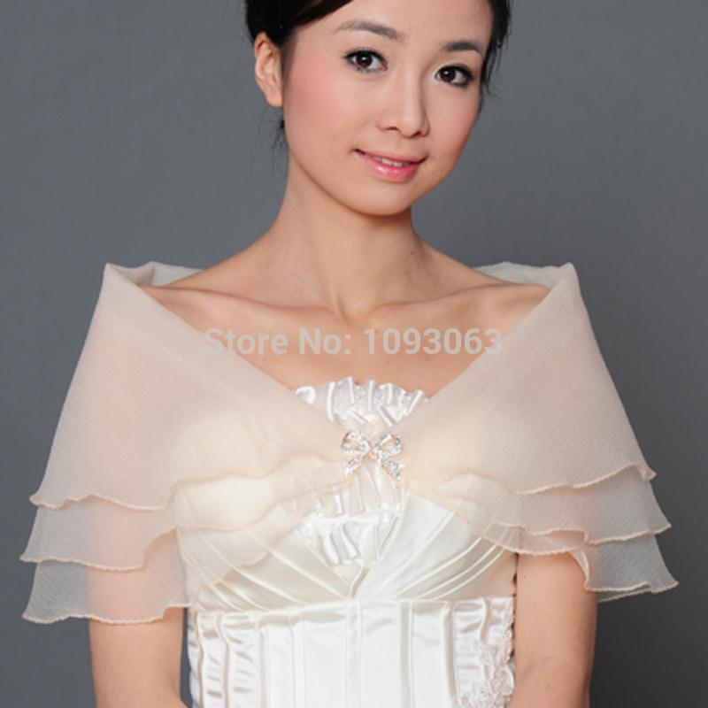 Aliexpress.com : Buy Bridal Wedding Dress Shawl Wrap Scarf