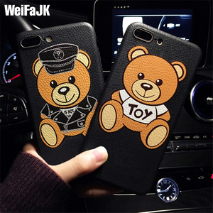 Luxury Brand Bear Silicone Pho