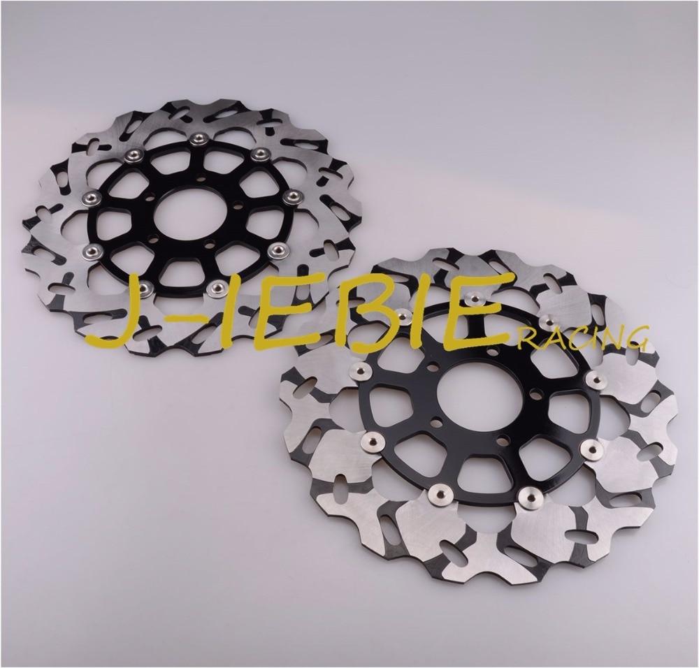 Передний Тормозной диск ротора для Suzuki GSXR600/750 GSXR1000 GSXR1300 Хаябуса GSXR 600 750 1000 1300 TL1000R TL1000S GSX1400