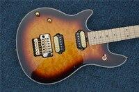 Suneye Custom Shop гитара для левшей EVH вольфган гитара Sunburst Винтаж головной Производитель: китайский завод