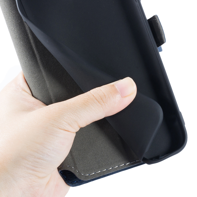 Pu Leather Phone Case For Xiaomi Black Shark 2 Flip Case For Xiaomi Black Shark 2 View Window Book Case Soft Silicone Back Cover