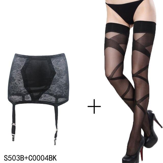 ELVA: Sexy stocking clips
