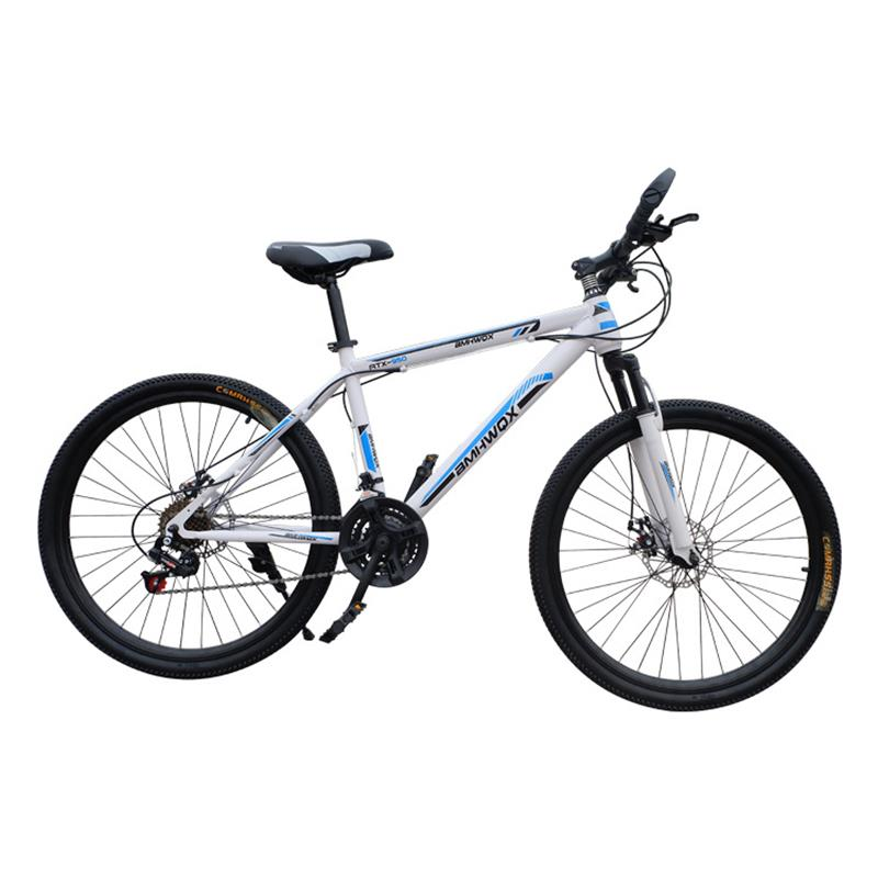 26 Inch Mountain Bike Riding Supplies Disc Brake 21 Shifting