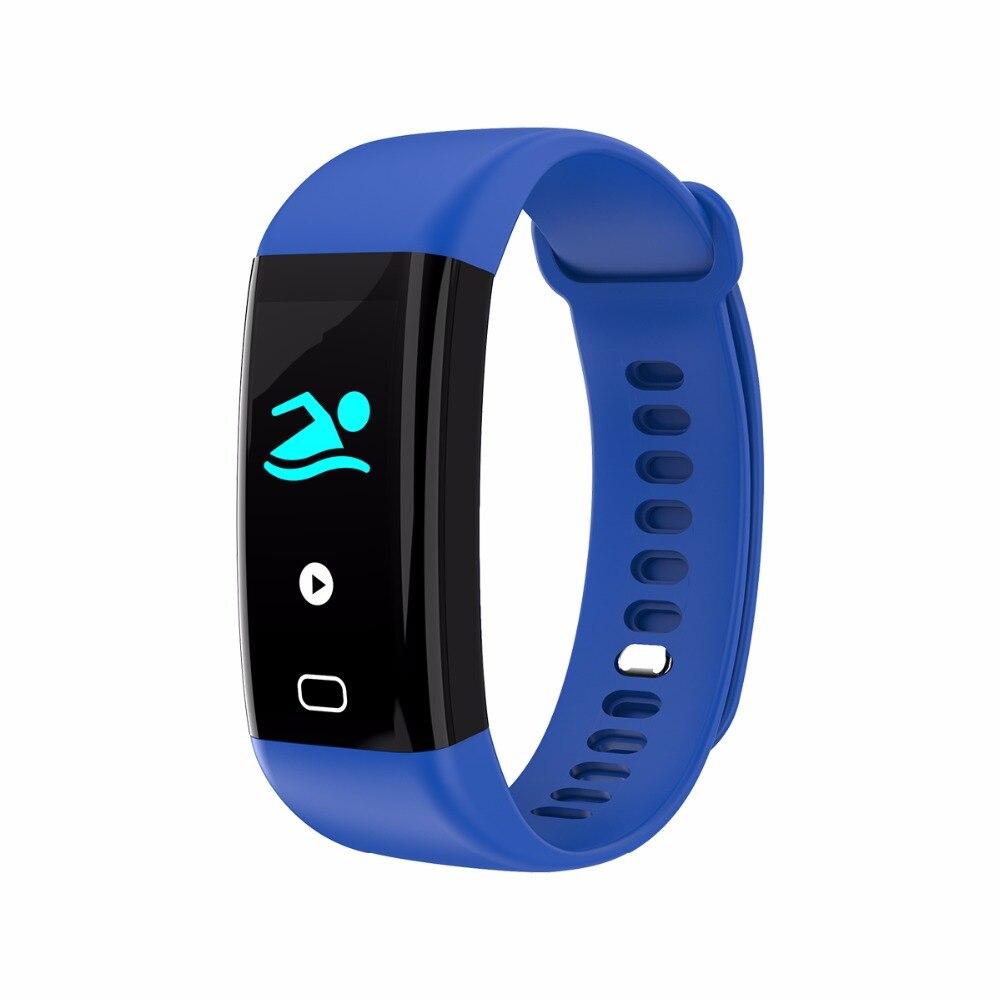 WEDOBE F07 Smart Bracelet Bluetooth 4.4 Heart Rate Moniter Pedometer Sports Fitness Tracker For Android iOS pk mi band