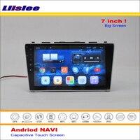 Car Android Media Navigation System For Honda CRV 2007 2011 Radio Stereo Audio Video Multimedia No