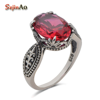 Free Shipping Custom Processing Female Jewelry Western Style Restoring Ancient Ways Is Royal Luxury 925 Silver