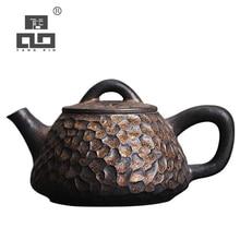 TANGPIN ceramic teapot handmade tea pot chinese kung fu 175ml
