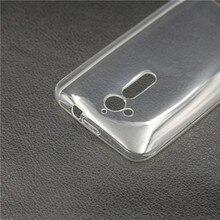 Hudossen para asus zenfone go zb500kl zb500kg silicone tampa traseira phone case para asus zb500kl x00ad transparente tpu macio capa