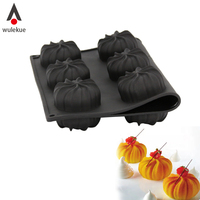 Wulekue Silicone 3D Twister Monoportion Entremet Mould Cake Pan For Puff Dessert Decoration Tools