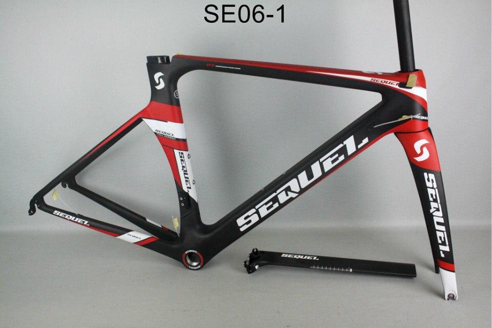 Super lumière jeu vente chinois carbone cadres BSA/BB30 quadro de bicicleta cadre + fourche + tige de selle + pince + casque des dessins personnalisés