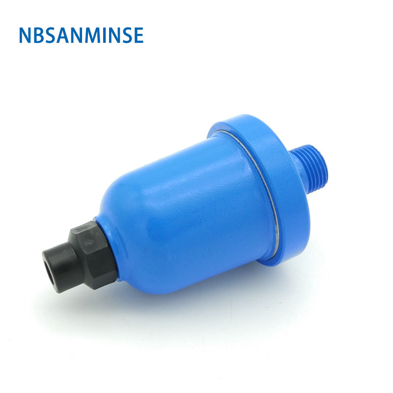 "Sr20a Ball Float Drainage Device Air Compressor Parts G1/2 "" Port Size Aluminium Alloy Body Material Sanmin"