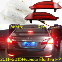 Car Styling Elantra Breaking Light 2011 2013 Led Free Ship 2pcs Elantra Rear Light Car Covers