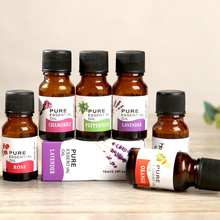 Various Essential Oils for Diffusers and Aromatherapy