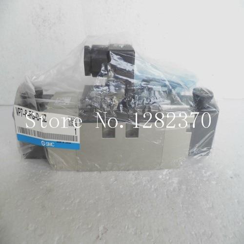 [SA] New Japan genuine original SMC solenoid valve VP7-8-FG-D-5Z spot [sa] new japanese original smc solenoid valve plate vvqc4000 1a d 03 spot