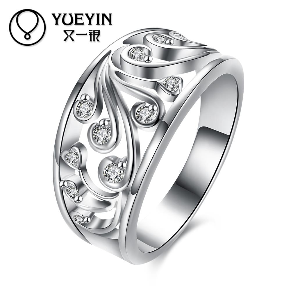 YUEYIN wedding rings for bridal jewelry Female