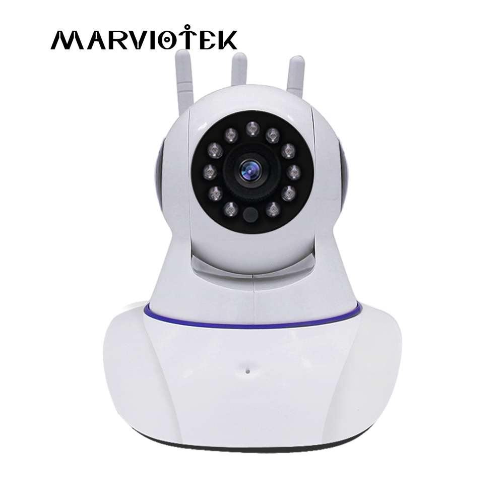 720P wireless IP Camera wifi 960P video surveillance camera Pan Tilt 3 antennas wi-fi cctv camera 1080P baby monitor audio howell wireless security hd 960p wifi ip camera p2p pan tilt motion detection video baby monitor 2 way audio and ir night vision