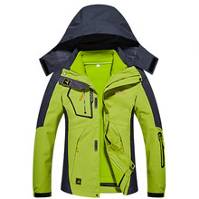 Winter Ski Jackets Women Waterproof Breathable 3 in 1 Snow Jacket Thermal Coat Outdoor Mountain Skiing Snowboard Jacket недорого