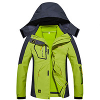 Winter Ski Jackets Women Waterproof Breathable 3 in 1 Snow Jacket Thermal Coat Outdoor Mountain Skiing Snowboard Jacket