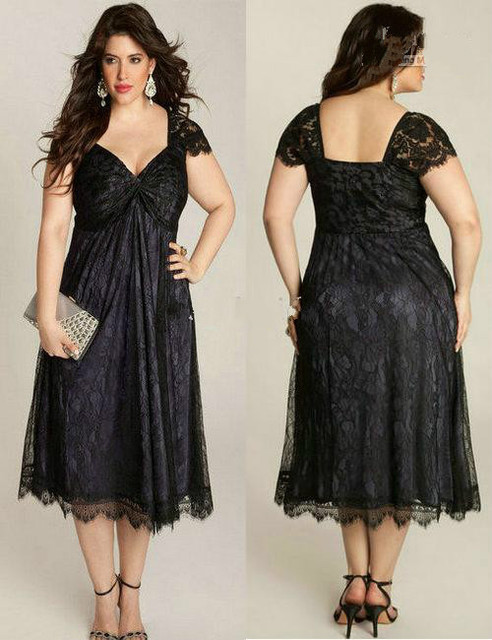 Plus Size Black Mother Of Bridal Dresses Cheap Hot Sale Full Lace