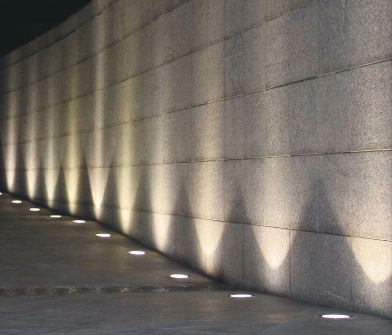 subterrâneo luz ao ar livre Branco Quente