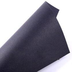Pulpa de madera pura de alta calidad, papel de cartón negro de 180g, papel fotográfico manual DIY, envío gratis