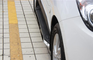 Image 2 - Thicken luxurious running board 사이드 스텝 nerf bar for Nissan X trail Rogue 2014 2015 2016 2017 2018 2019 2020, 로드 300kg,