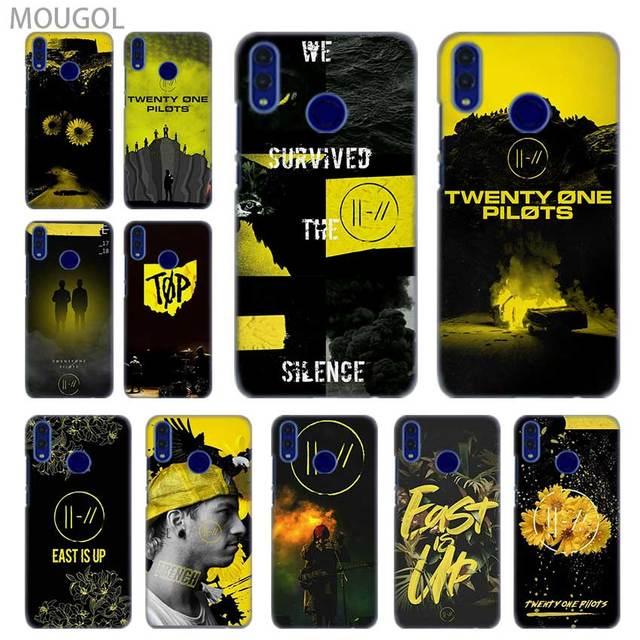 SHELI điện thoại shell trường hợp che đối với Huawei Honor 4C 5X6 6X 6C 7 7X 7C 7a Pro 8 8X9 10i Lite 8a Hai Mươi Một Phi Công 21
