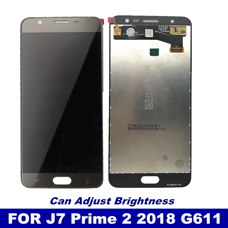 US $16 36 47% OFF For Samsung Galaxy J7 Prime 2018 G611 G611F LCD Display  Touch Digitizer Screen Assembly for J7 Prime 2018 G611 LCD Replacement-in