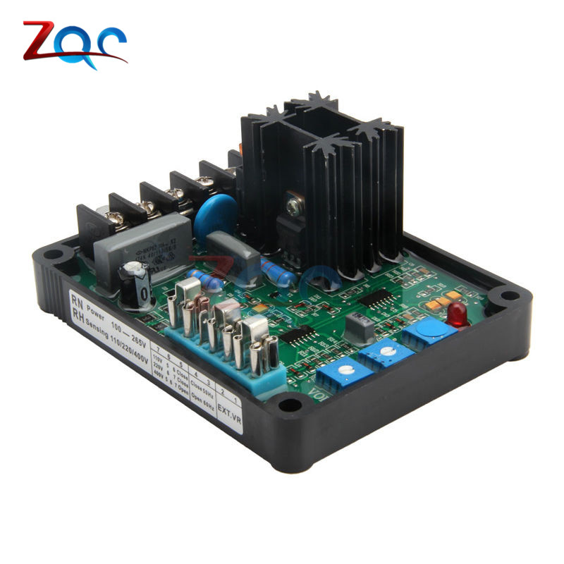 GAVR-8A AVR Generator Automatic Voltage Regulator Module Universal AVR Generator Well Working