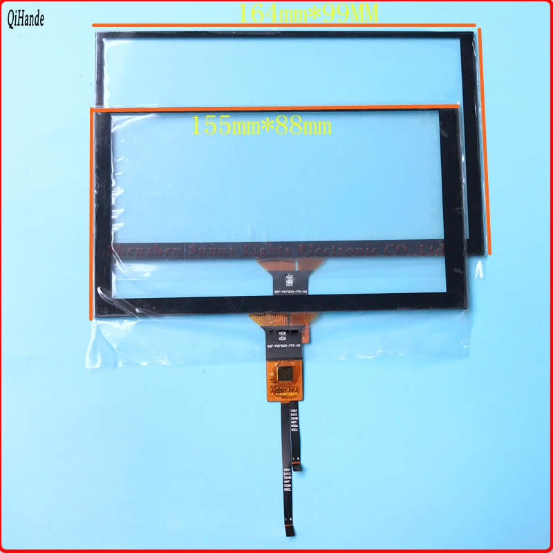 New Touch Screen For A-SURE ANDROID 6.0 Replacement touch panel touch digitizer sensor glass free shipping touch screen touch glass panel ft as00 12 1 a new