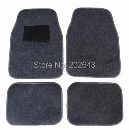 FM001 Auto Fußmatten Teppiche mit PVC wasserdicht Anti-Rutsch-Matte - Auto-Innenausstattung und Zubehör - Foto 3