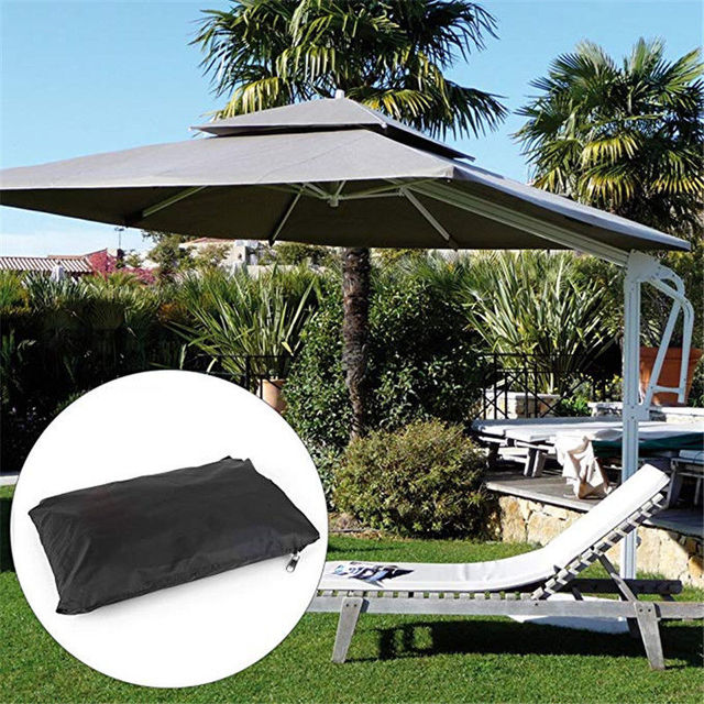 Large Waterproof Outdoor Garden Patio Table Chair Set Furniture