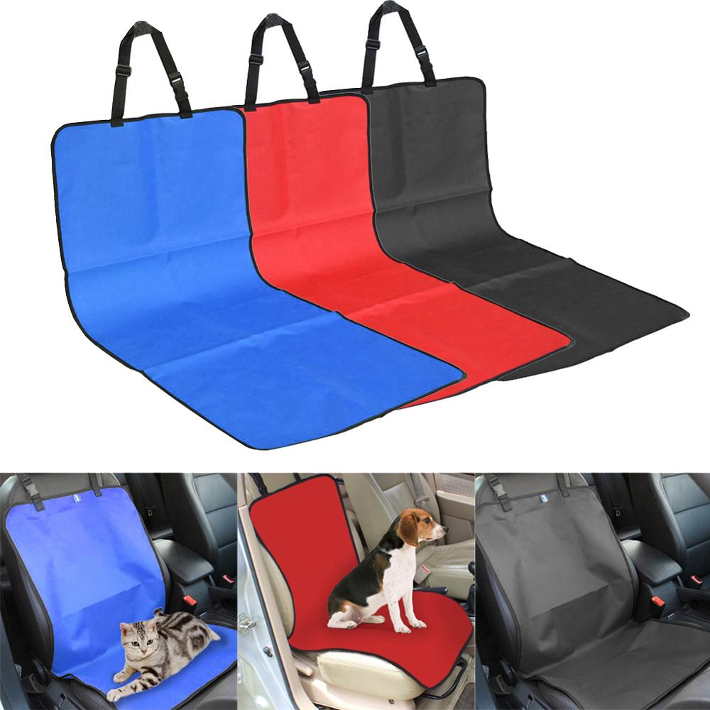 High Quality Water Proof Pet Car Seat Cover Dog Cat Puppy Mat Blanket