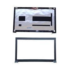 BillionCharmn New Original Laptop Top LCD Back Cover For Lenovo B570 B570E B575 B575E Rear Lid Front Bezel