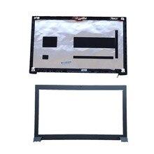 BillionCharmn Nieuwe Originele Laptop Top LCD Back Cover Voor Lenovo B570 B570E B575 B575E Achter Deksel Voorkant