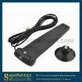 Superbat 2.4 GHz 9dBi Direccional Antena WiFi Booster Wireless WLAN Antena con Conector RP-SMA 3 M Cable de Extensión Negro NUEVO