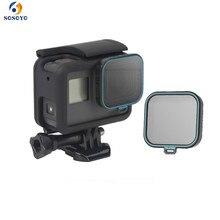 CPL фильтр поляризационный зеркальный наружный светильник поляризационный защитный CPL фильтр для объектива для GoPro Hero 5 6 Аксессуары для камеры