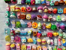 100pcs/lot Fruit Action Figures Mini Vinyl Dolls Toys Set Party Supply Collection Family Christmas Gift Children Figures Toy 100pcs lot high quality mini cute animals dolls cartoon animal action figures toys birthday gifts children christmas gift