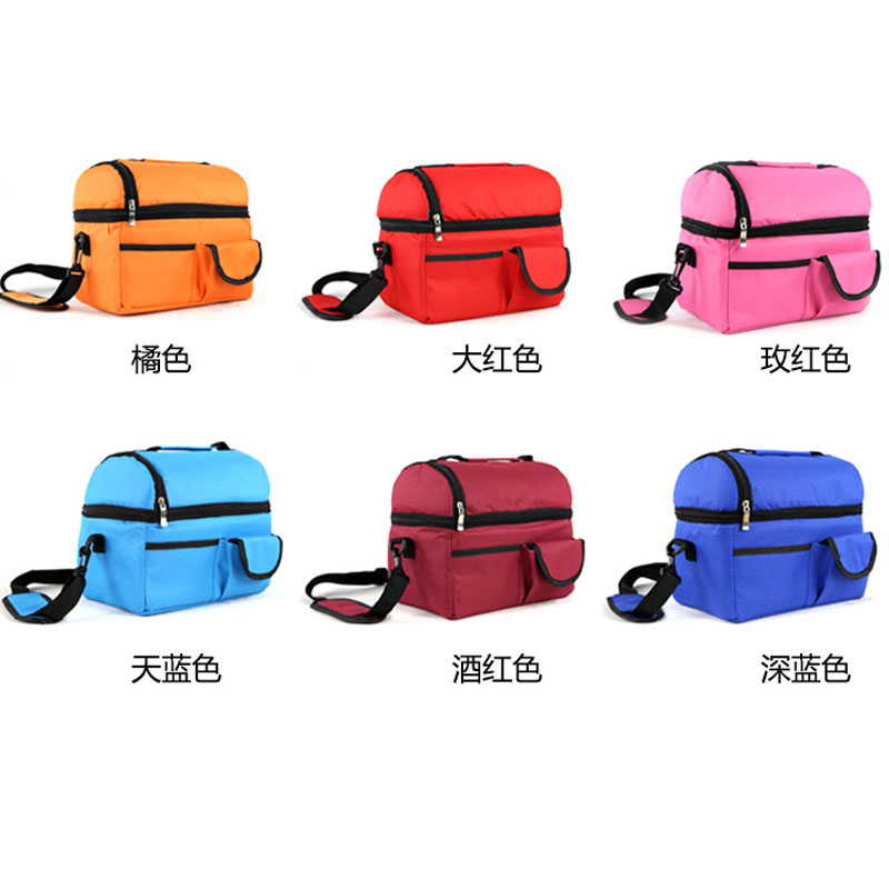 Baby Thermos <font><b>Bags</b></font> Milk Food Insulation <font><b>Bags</b></font> Small Size Bolsa Termica Waterproof Bolso Maternal Crossbody Ice Cooler Lunch Box