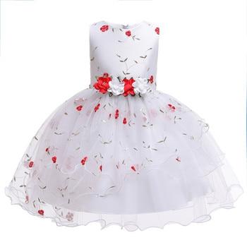 add3d4c48ea6106 Product Offer. Платье с цветочным рисунком платье принцессы для маленьких  девочек детское платье без рукавов ...