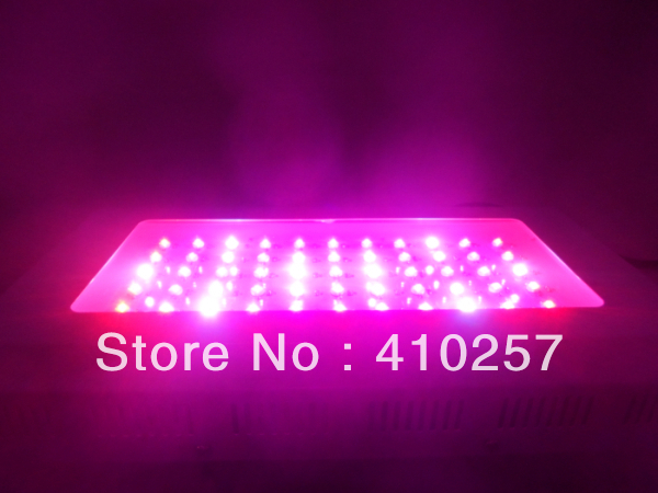 2012 new arrival led grow light 55*3W,3W epistar chip,630nm/660nm,3years warranty,HIGH-QUALITY,Dropshipping free shipping by china post air mail 75w led plant grow light 3w high quality 3years warranty dropshipping