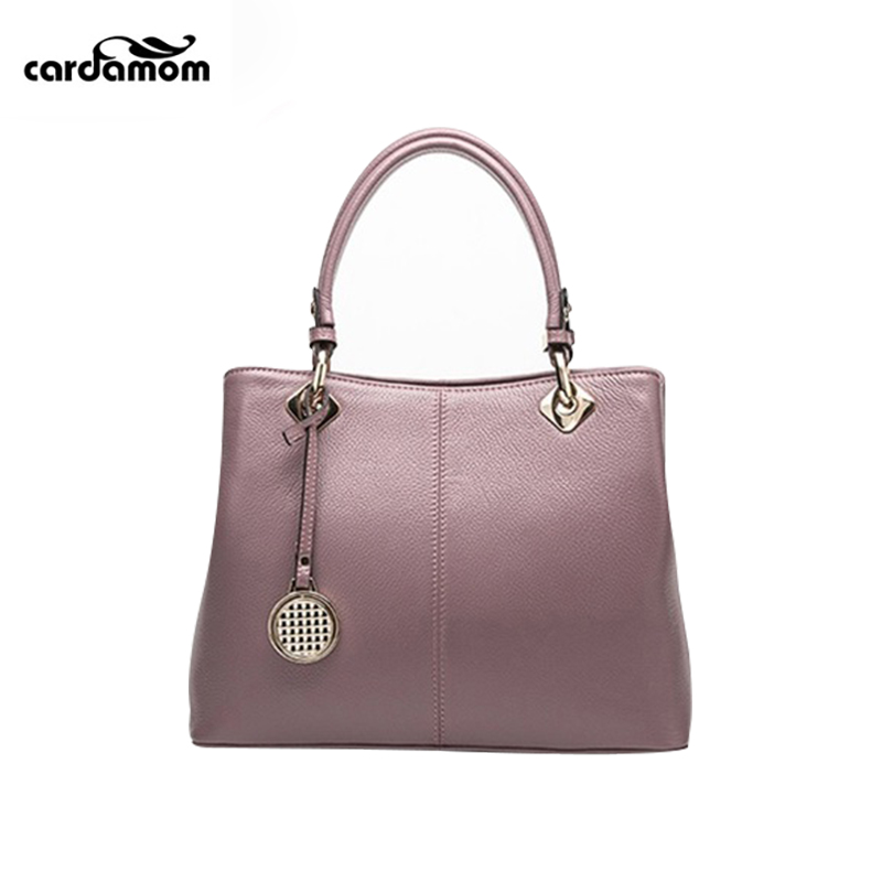 Cardamom New Arrival Genuine Leather Handbags High Quality Women Crossbody bags Sequined Cowhide Bags Womens Shoulder Bags