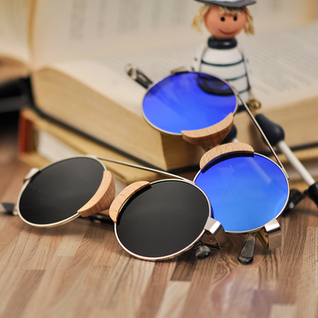 BOBO BIRD Wood Sunglasses Women oculos de sol feminino Luxury Brand Sun Glasses Men lunette de soleil femme in Wooden Box 2