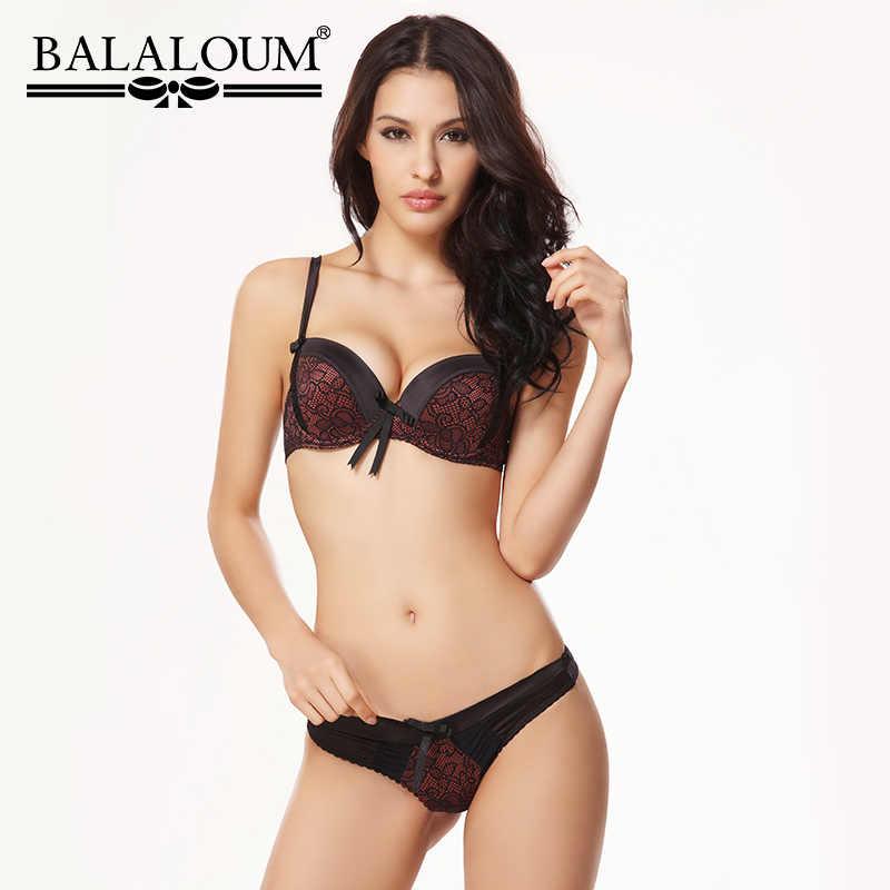 4ebe74d7c8 Detail Feedback Questions about BALALOUM Sexy Women Floral Lace ...